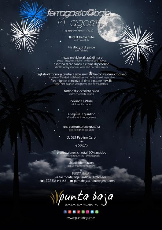 menu Punta Baja 14 ago bis